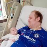 Мъж се събуди от кома и узна, че жена му е бременна