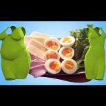 Хранителен режим 5 дни- 5 кг по-малко