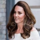 Кейт отново бе изящна като фея - бялата ѝ рокля възхити всички присъстващи (Снимки):