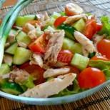 5 лесни и вкусни салати, с които ще влезнете за нула време във форма за морето