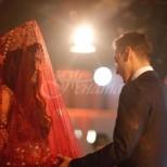 Звездната сватба на известна турска актриса с играч на Арсенал