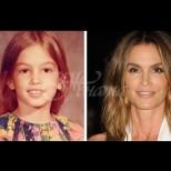 Най-красите жени на света показаха снимки като малки-При някои разликата е потресаваща