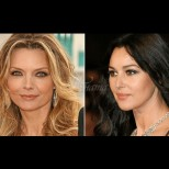 10 холивудски богини, които отказаха да легнат под ножа и пак са по-красиви от другите (Снимки):