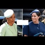 Меган заприлича досущ на 62-годишната си майка - феновете я разкритикуваха заради тези кадри (Снимки):