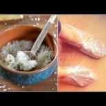 3 супени лъжици сол и петичките стават бебешки меки - без пемза и пила! Ето още няколко трика за разкрасяване: