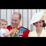 Кейт облече малкия Луи в костюмче на чичо му Хари от преди 33 години - вижте какъв е бонбон (Снимки):