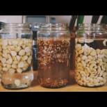 Как да активираме правилно ядките преди употреба - ето колко точно се киснат различните видове: