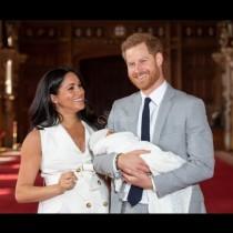 Принц Хари умили всички с този специален кадър на бебе Арчи за Деня на бащата - ето колко е пораснал! (Снимка):