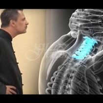 Спасение срещу остеохондроза-Гимнастиката, от която шийните прешлени се връщат на място и чувстваме облекчение