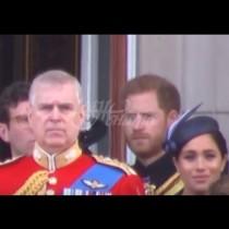 Принц Хари скастри Меган на официално събитие