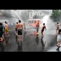 Адът слезе в Европа-Кошмарна жега в голяма част от континента