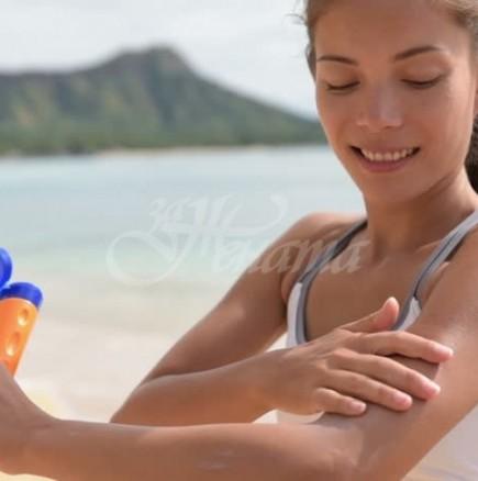 Колко време действа слънцезащитният крем