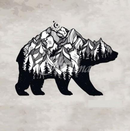 Коя е вашата скрита СЯНКА? Разберете с този лесен тест! Ако сте видели мечката: Вие се движите от сърцето си!