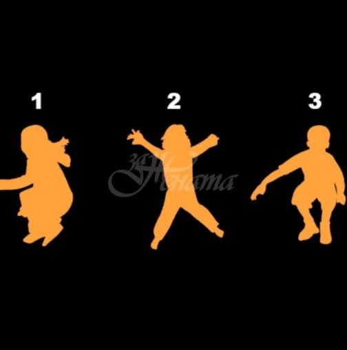 Кое от децата на снимката е най-малкото? Тестът, който разкрива всичко за личността ви – точен е 100 %!