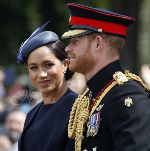 Британците не я долюбват, но Хари я обожава. Ето какво признание в любов получи Меган от съпруга си (Снимки):