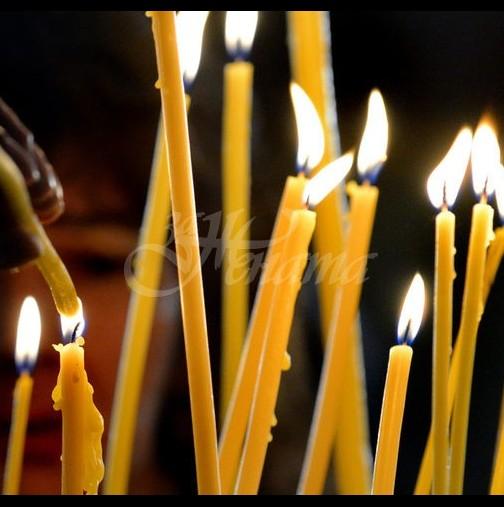 Днес е голям празник-Жените спазват специални ритуали