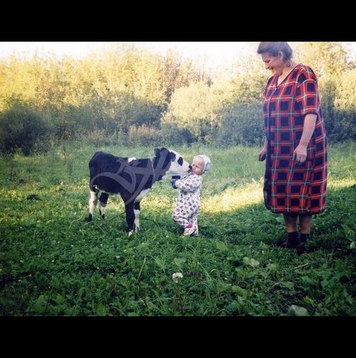 Ето как изглежда единственото дете, родено в Чернобил след катадстрофата