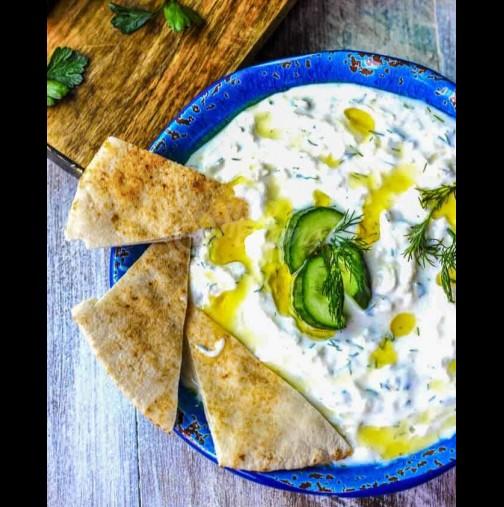 Обидно ще е да го наречете просто таратор - ето как се прави съвършеното дзадзики по оригинална гръцка рецепта: