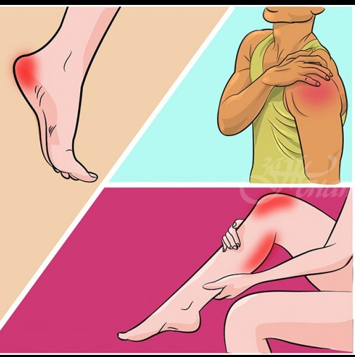 5те доказано ефективни домашни средства за лечение на мускулни болки