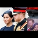 Принц Хари смъмри жена си на балкона на Бъкингам
