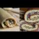 Руло от тиквички и гъби