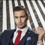 Българинът Даниел Георгиев е най-красивият мъж в СВЕТА!