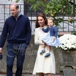 Кейт зарадва всички с тези снимки на малкия принц Джордж  по случай рождения му ден(снимки)