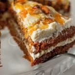 Бисквитена торта Таня- по рецепта на наша любима чителка, лесна, бърза и изключително вкусна