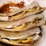 Рибката мариновам за 30 минутки и вкуса й се помни вечно, а талийката остава тънка