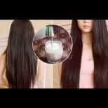 Маска с кисело мляко за дълга и здрава коса без цъфтежи