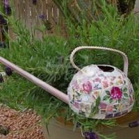 19 страхотни идеи за дома от непотребни чаши и чинии (снимки)