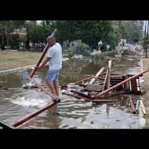 Любимият на българите Халкидики е неузнаваем - разтърсващи кадри от опустошенията след бедствието (Снимки):