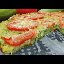 3 тиквички, 3 яйца, 1 домат - три продукта, а за 20 минутки става перфектното ястие! Изтрепваме се за последната хапка!