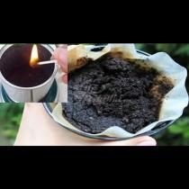 Защо всички започнаха да горят утайката от кафето? След като разбрах се втурнах и аз да го правя и има защо