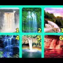 Изберете водопад и ще разберете за какво мечтае душата ви: