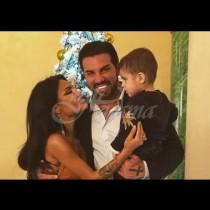 Благой Георгиев не дойде на рождения ден на сина си - малкият празнува с новия си татко, вижте какъв сладур е станал (Снимки):