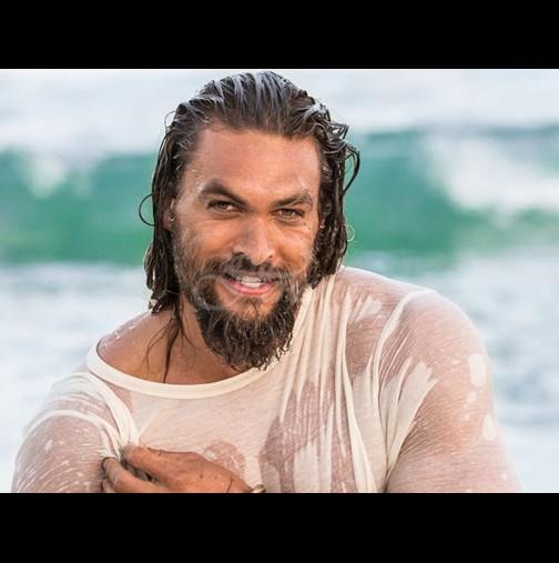 А беше блян за жените - най-красивият мъж в света разочарова с отпуснато шкембе (Снимки):