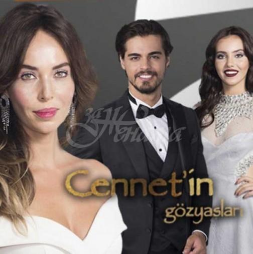 В следващият епизод на Сълзи от Рая-Селим предлага брак на Мелиса, Арзу сяда на една маса с някогашния си любовник