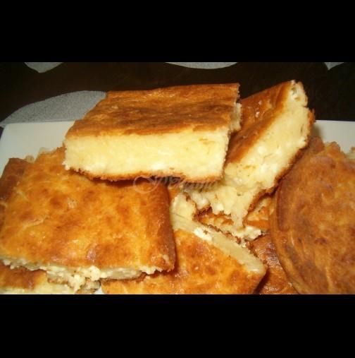 Тутманик-петминутка - идеалната закуска за цяла тумба гладници. Готов е, докато си изпиеш кафенцето: