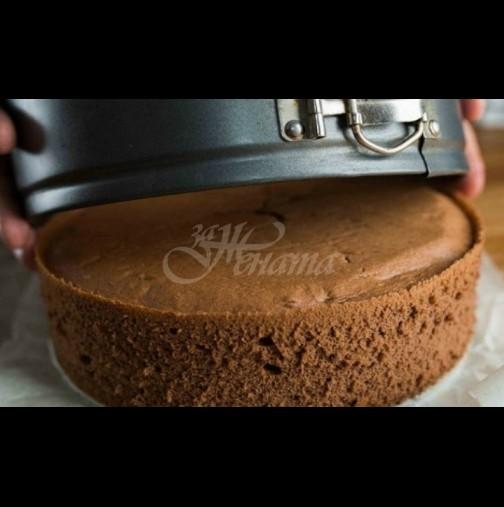 Послушен блат за торта - с него винаги успяваш: перфектно се надува, реже се лесно, пръхкав и вкусен!