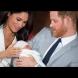 Кръщенето на бебе Арчи обвито в мистерия - кралицата го пропусна, дойдоха ли Кейт и Уилям?