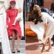 Палавите рокли на Кейт Мидълтън: