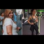 Тя свали над 60 кг с помощта на чаена лъжичка - невероятната трансформация на Матилда: