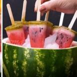 Бърз и лесен плодов сладолед