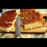 Торта Всичко по 5 - няма какво да пишеш рецептата, грабваш една лъжица и след минути е готова: