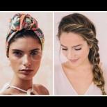 5 прически, които прикриват немитата коса - превърнете дефекта в ефект с няколко прости трика (Снимки):