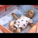 Лекари спасиха живота на бебето Алекс, което беше обречено