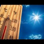 Опасни горещини в понеделник-Жълт и оранжев код е обявен