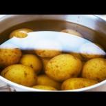 Водата, в която са варени картофите, е дар Божий - ето как да си направите универсално лекарство от нея: