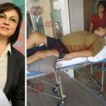 Корнелия Нинова с последни новини за тежкото състояние на Стефан Данаилов